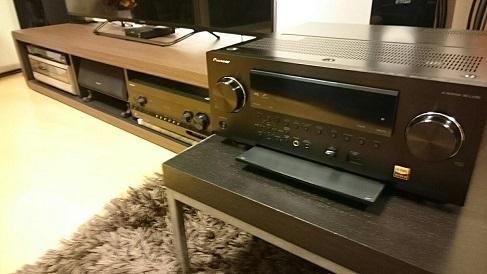 SE-A1010パワーアンプ (4)