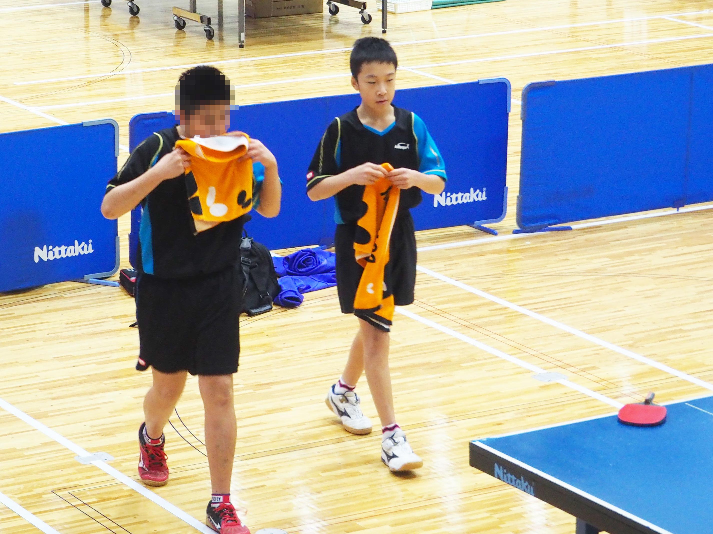 20171224_S市学生選手権大会_卓球(中学生の部)02