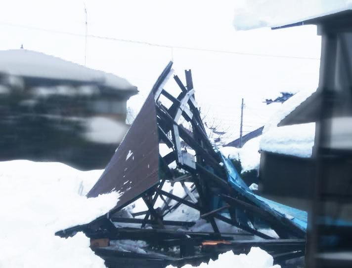 20180210_福井県大雪寒波・建物倒壊_01