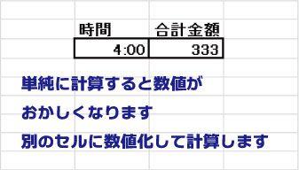 時刻データ-を計算できる数値-に変換し金額算出する方法-関数03