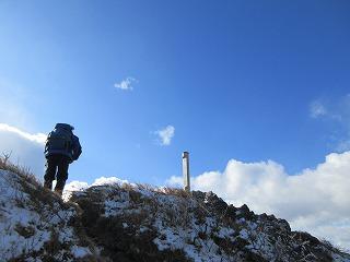 摩周岳山頂(シュウ)