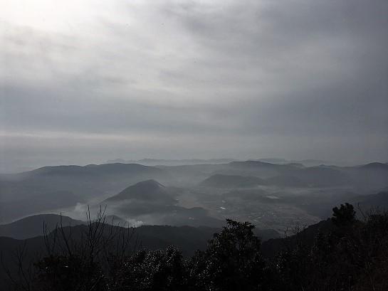 如意ヶ岳雲海 (2)