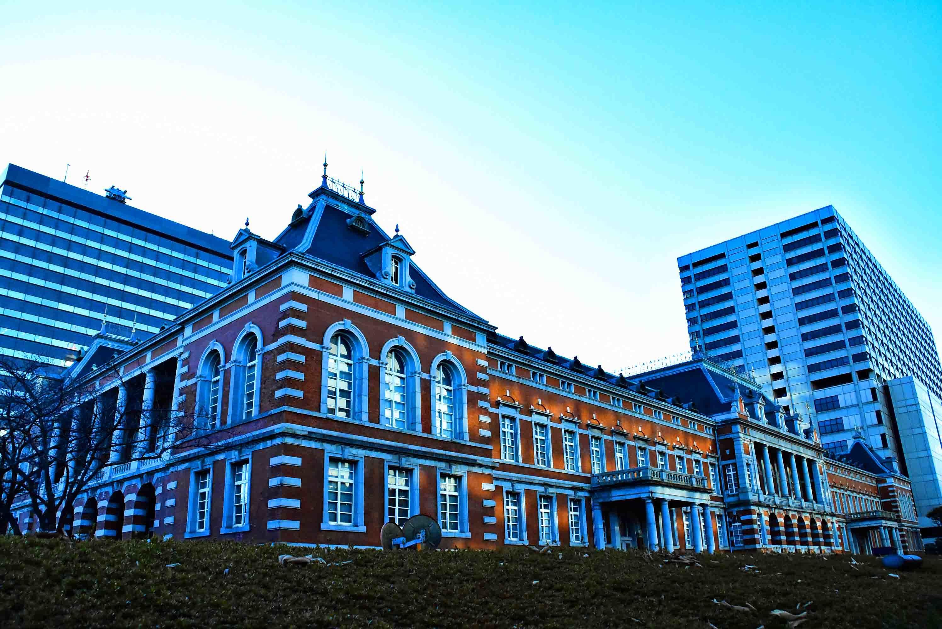 米澤藩上杉藩邸跡
