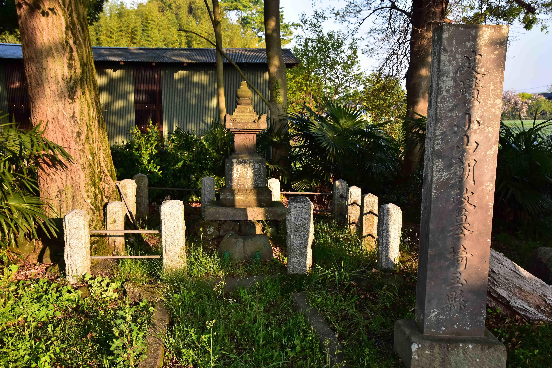 DSC_0026小山朝政の墓2