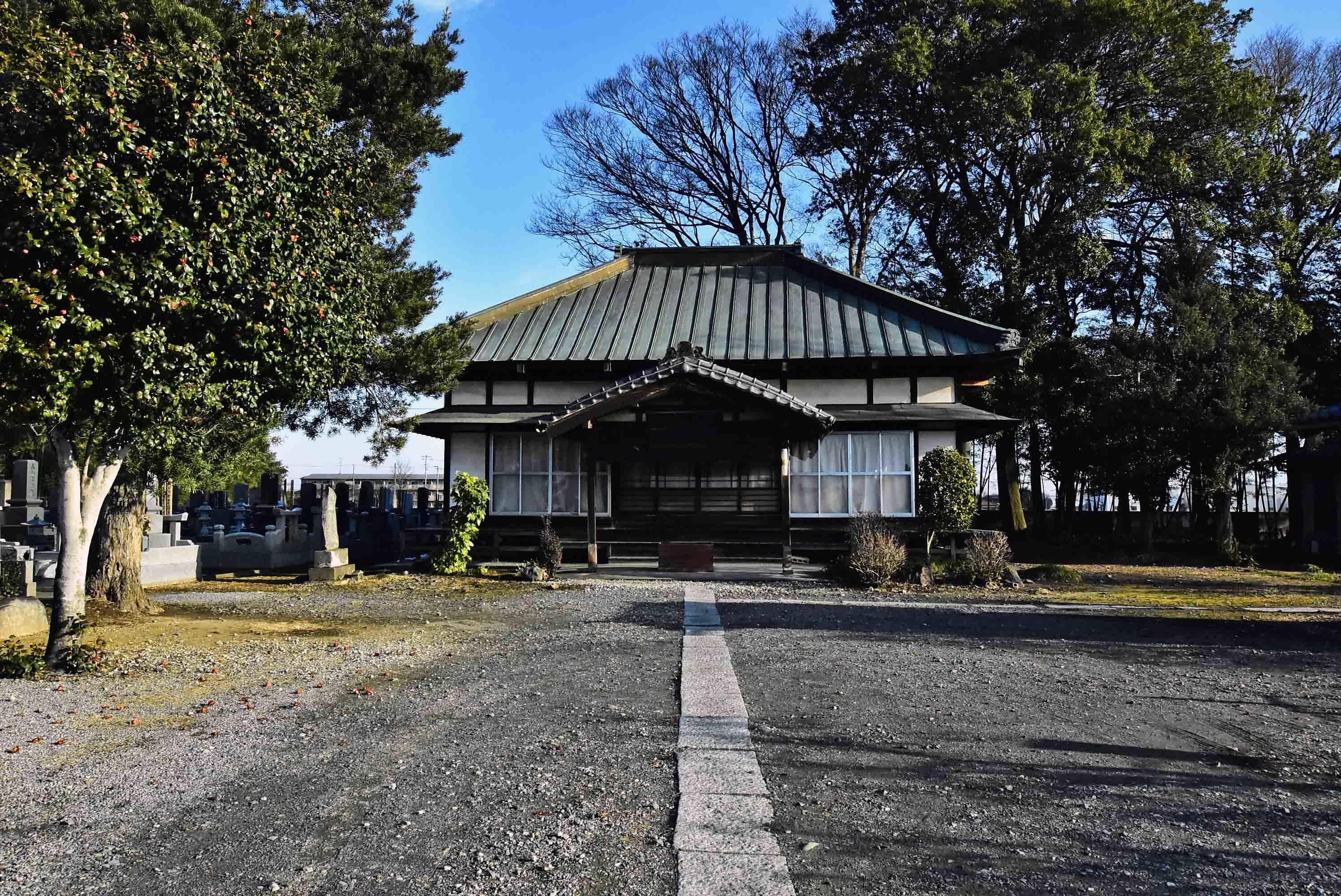 DSC_8229多賀谷氏館跡 大福寺