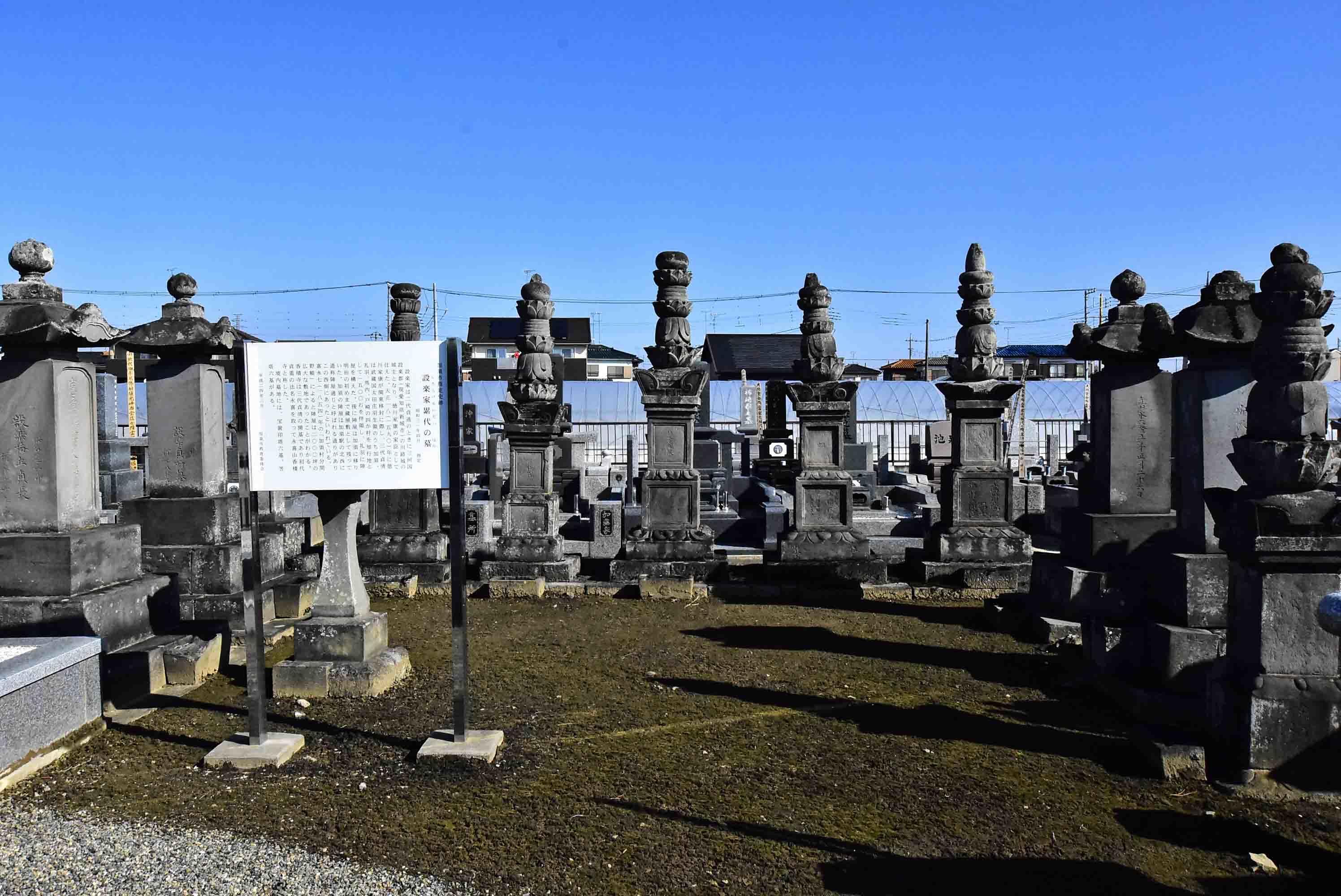 DSC_8305 設楽氏累代の墓