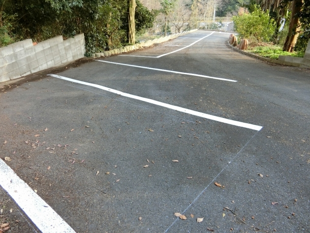 駐車場 (2)