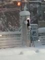 2018寒いよ雪だよ4