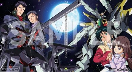 新作『機動新世紀ガンダムX』始動! アニメの後日談、ガロードとティファの新たな旅の物語