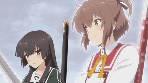 冬の新アニメ『刀使ノ巫女』第1話感想・・・美少女が刀を持って戦う!お前らが好きそうな要素を盛り込んだ2クールオリジナルアニメ! でもお前らの反応厳しいいいいい