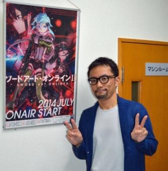SAOの監督「今年アニメで気になった作品は『ダイナミックコード』」「声優の熱愛情報はネット掲示板で意外と当たっていることがある」