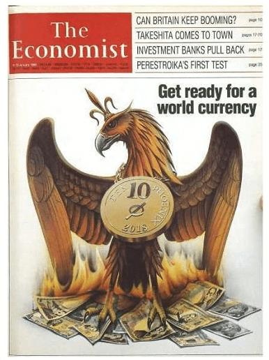 1988 エコノミスト