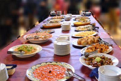 立食パーティのイメージ
