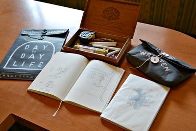 某アーティストの七つ道具