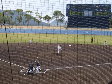 2018年2月25日 西武対ロッテ練習試合菊池投手