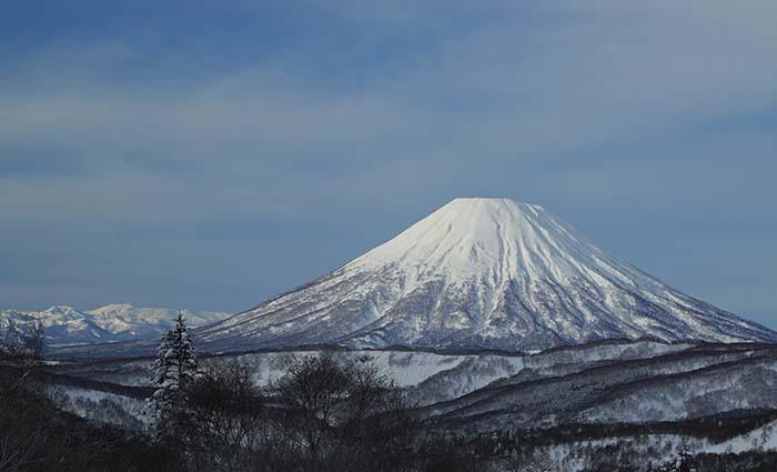 秀峰蝦夷富士