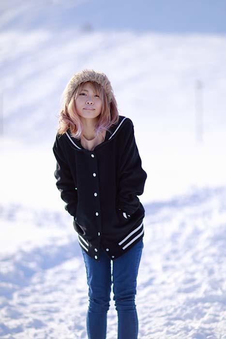 とぅむ:寒い