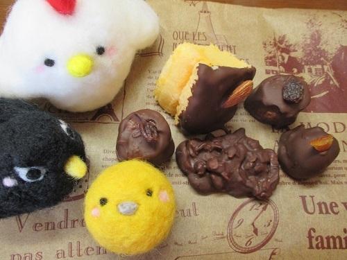 チョコとピヨ太たち