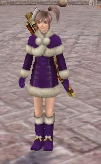 紫サンタゆかんぽ