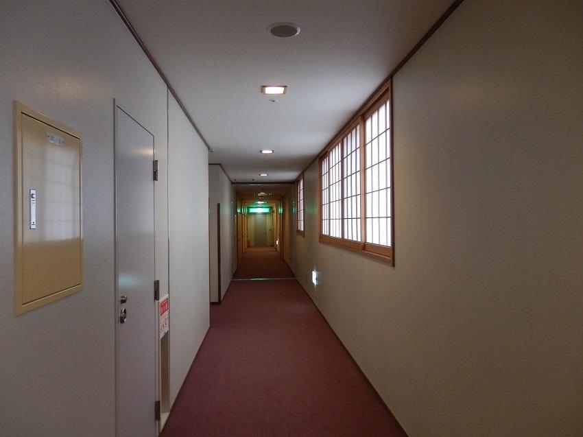 本館3階 廊下