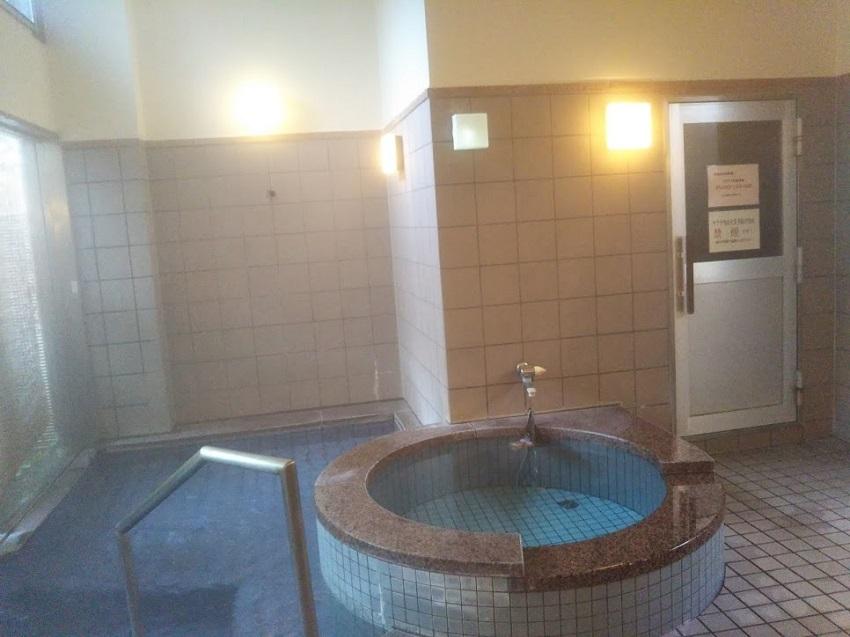 大浴場 サウナ、水風呂