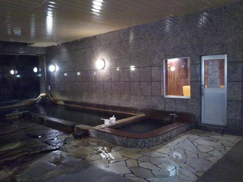 大浴場 サウナルーム