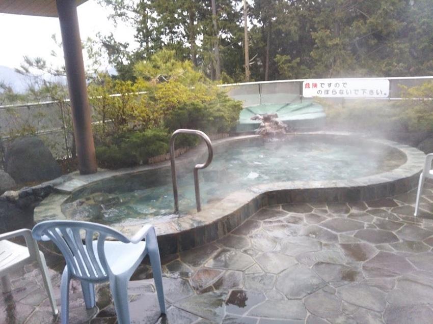 くつき温泉てんくう 露天風呂3
