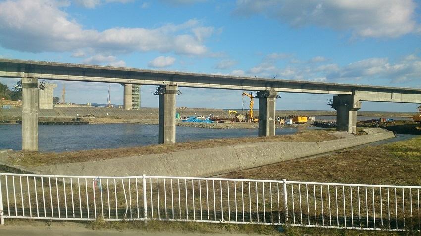 橋りょう工事1