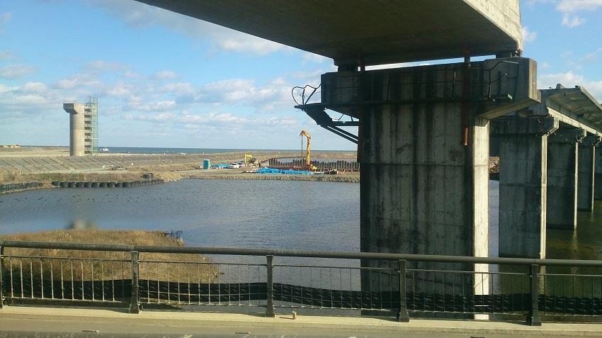 橋りょう工事2