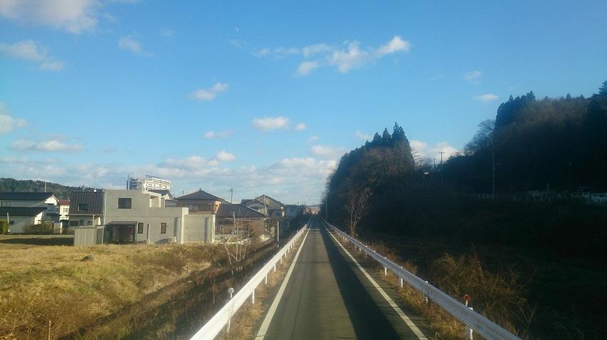 BRT バス専用道2