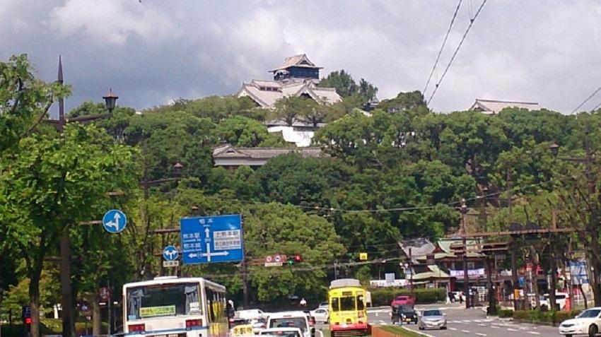 熊本城 外観