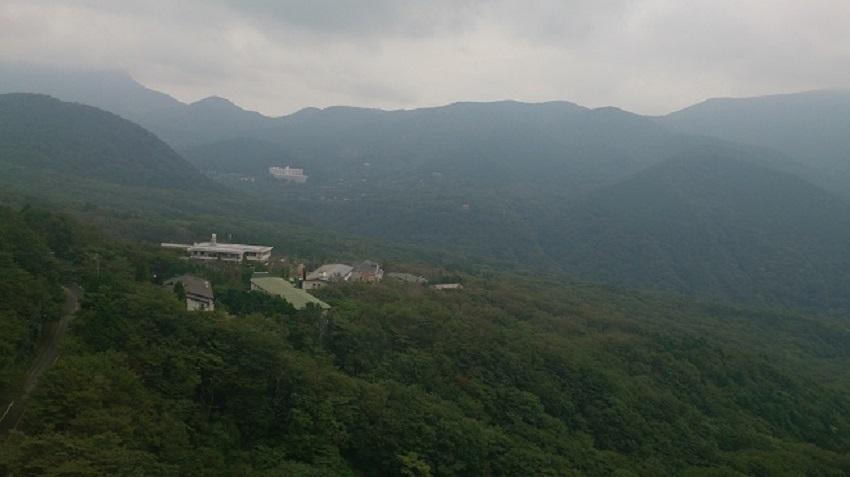 早雲山~大涌谷2