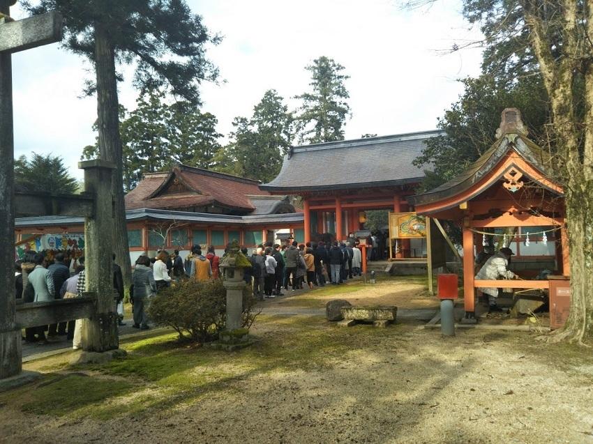 出石神社2