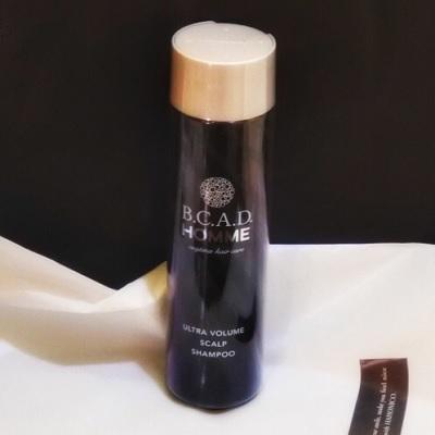 人気カリスマ美容師もイチ押し!【B.C.A.D.HOMME】ボリュームアップシャンプー