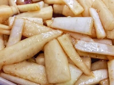 簡単レシピ♪大根の梅肉あえ - 梅の酸味が食欲増進!
