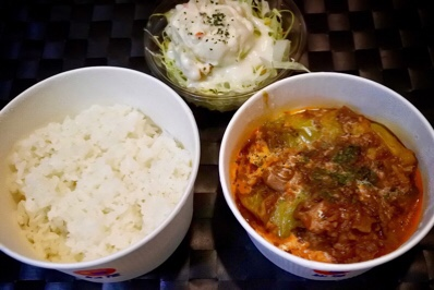 【食レポ】松屋の新メニュー『ロールキャベツ定食』って美味しいの? - レビュー