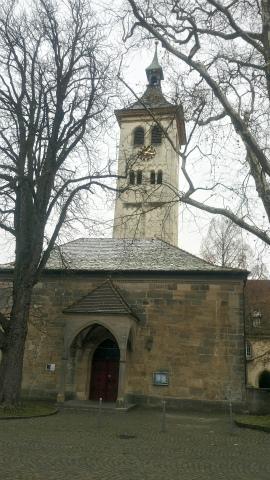 Denkendorfの教会1
