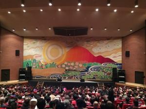 滋賀県野洲市野洲文化ホール 2016319