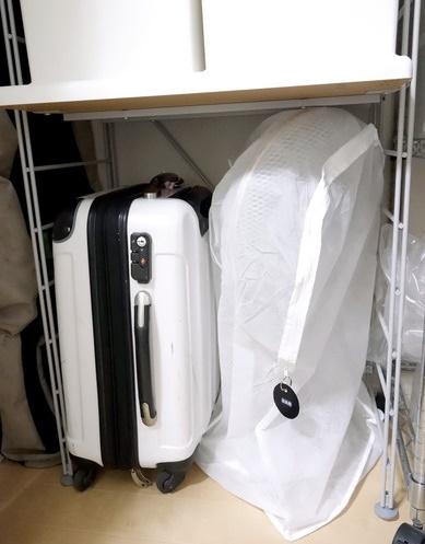 余り部屋・クローゼット・左・扇風機①
