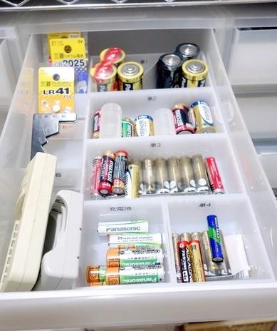 納戸・電池収納⑤