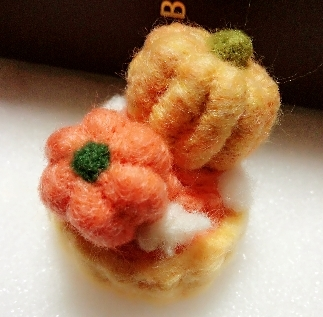 羊毛かぼちゃ3