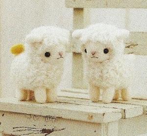 羊毛フェルトキット作品1
