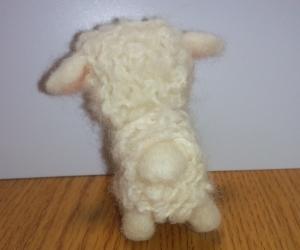 仲良し羊1