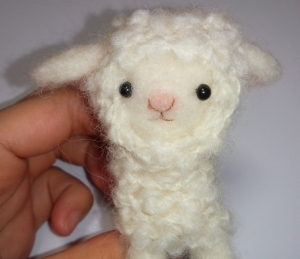 仲良し羊3