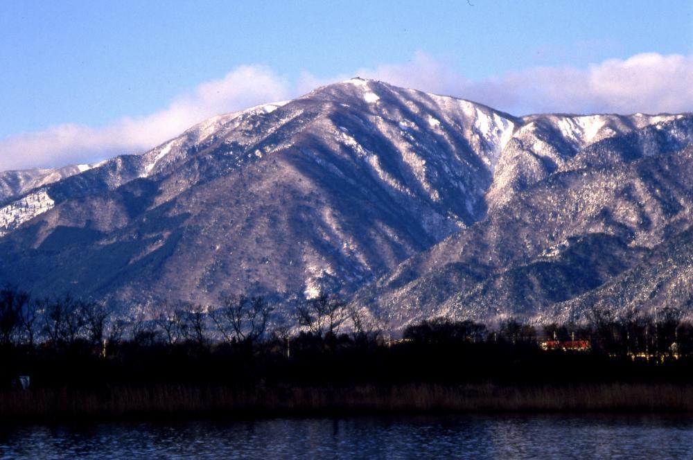 比良蓬莱山1