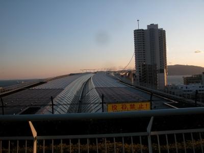 180204 明石海峡大橋