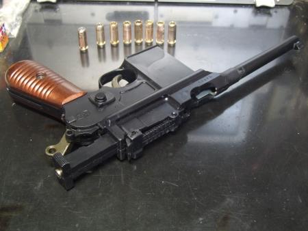 マウザーC96/M712① マルイ モデルガン中古¥3780