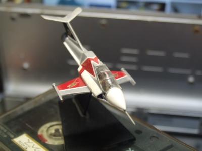 超小型単座戦闘機 ピブリダー②