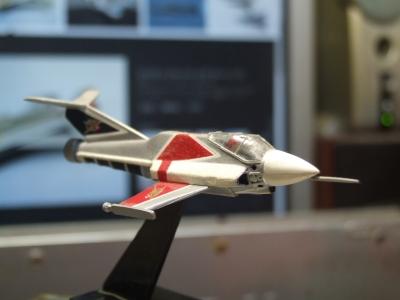 超小型単座戦闘機 ピブリダー①