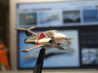 超小型単座戦闘機 ピブリダー③